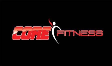 Core Fitness Logo Design