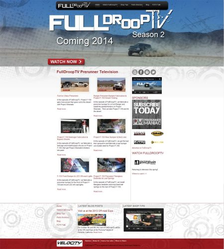 FullDroopTV Prerunner Television