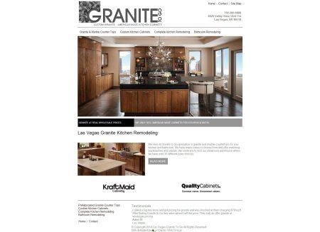 Granite To Go