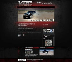 Off Road Web Design