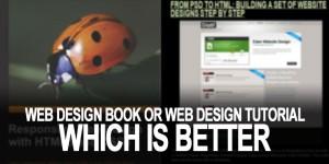 Web Design Book or Web Design Tutorial