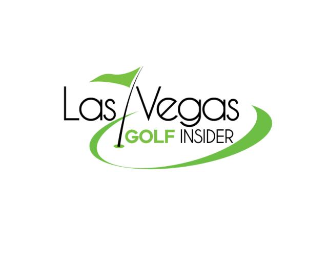 Las Vegas Golf Insider Logo Design