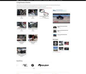 eCommerce Web Design for Vegas Dezert Fab