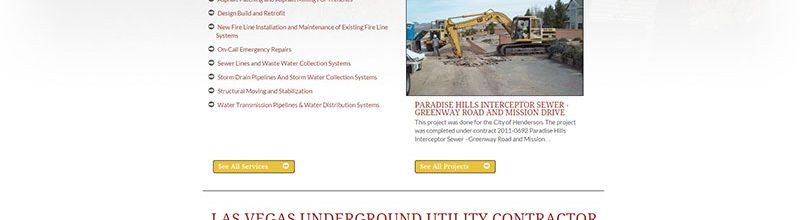 Acme Underground Inc New Website