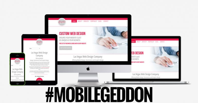 Mobilegeddon Is Your Las Vegas Website At Risk