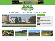 Website Redesign – Golf Las Vegas Now