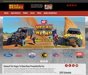 WordPress Web Design – Best in the Desert