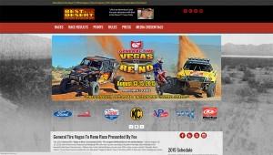 Best in the Desert Website