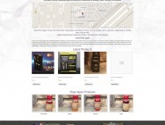 Responsive WordPress Theme Redesign – Vapor Cave