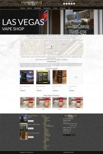 Las Vegas vape shop - Vapor Cave